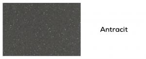Granitová fabra antracit drezov DEANTE